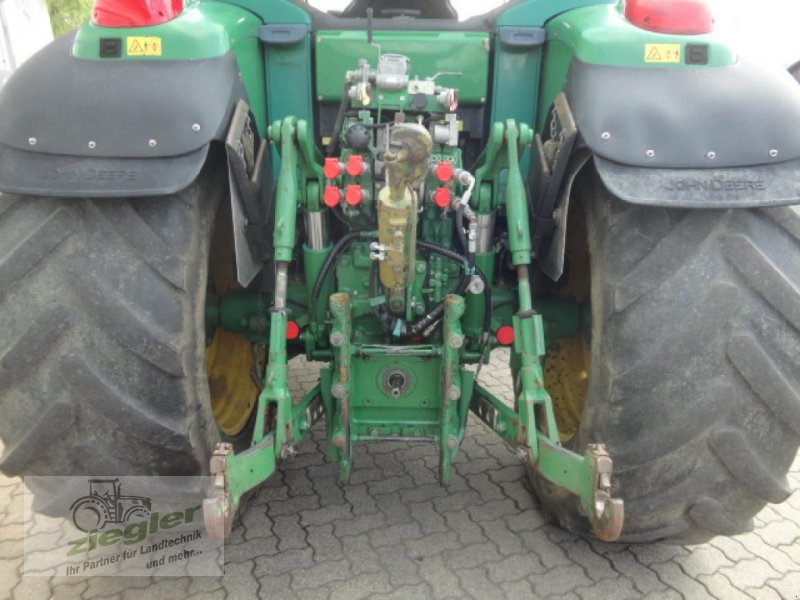 Traktor a típus John Deere 6920, Gebrauchtmaschine ekkor: Kandern-Tannenkirch (Kép 7)