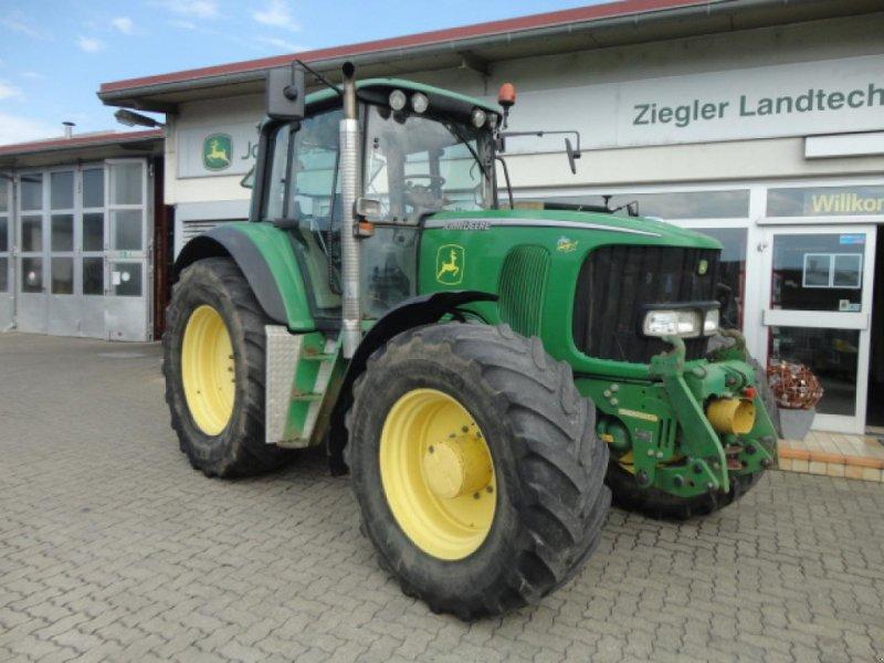 Traktor des Typs John Deere 6920, Gebrauchtmaschine in Kandern-Tannenkirch (Bild 1)
