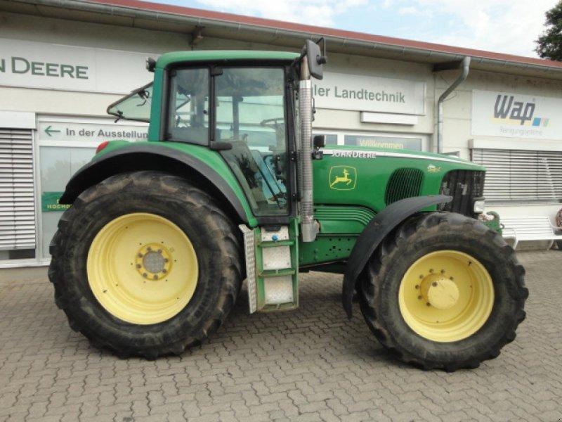 Traktor a típus John Deere 6920, Gebrauchtmaschine ekkor: Kandern-Tannenkirch (Kép 4)