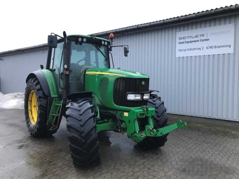 Traktor типа John Deere 6920, Gebrauchtmaschine в Bramming (Фотография 1)