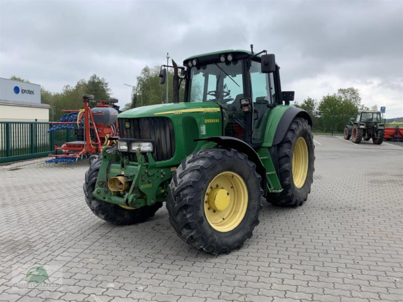 Traktor типа John Deere 6920, Gebrauchtmaschine в Münchberg (Фотография 1)