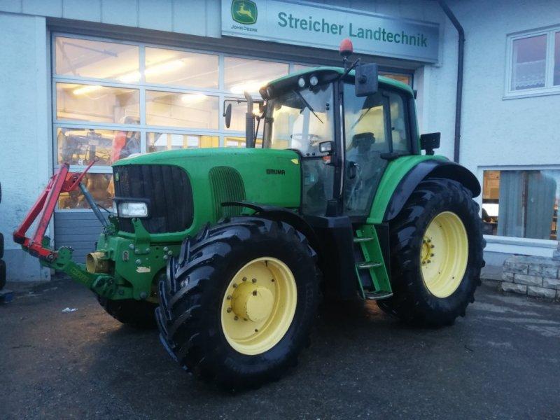 Traktor des Typs John Deere 6920, Gebrauchtmaschine in Günzach
