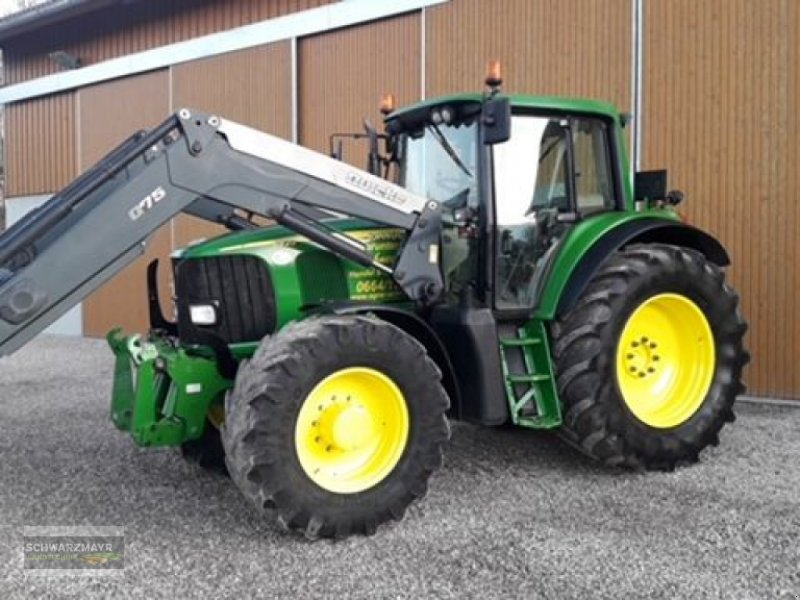 Traktor des Typs John Deere 6920, Gebrauchtmaschine in Gampern (Bild 1)