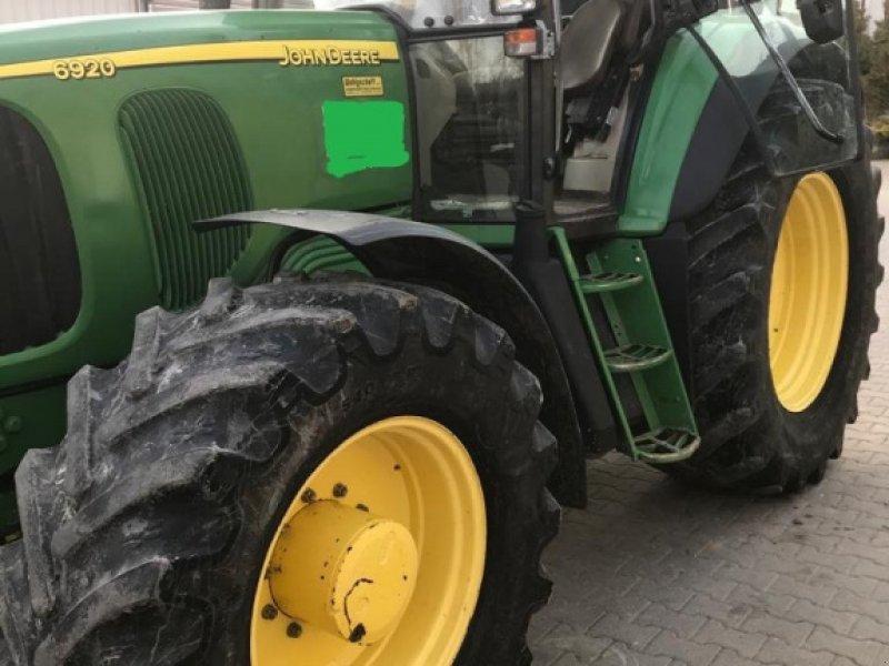 Traktor des Typs John Deere 6920, Gebrauchtmaschine in Pfullendorf (Bild 1)