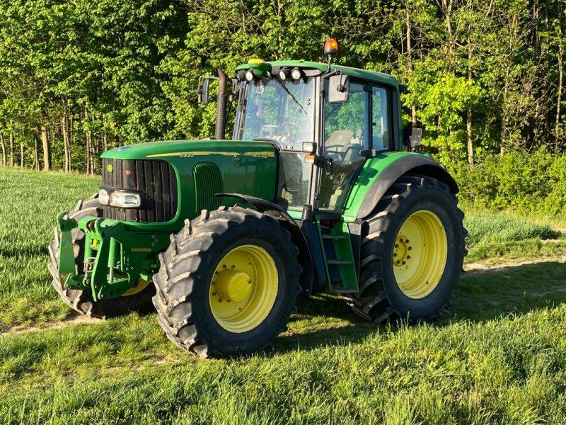 Traktor des Typs John Deere 6920, Gebrauchtmaschine in Sonderhofen (Bild 1)
