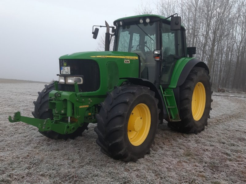 Traktor des Typs John Deere 6920, Gebrauchtmaschine in Langenenslingen (Bild 1)