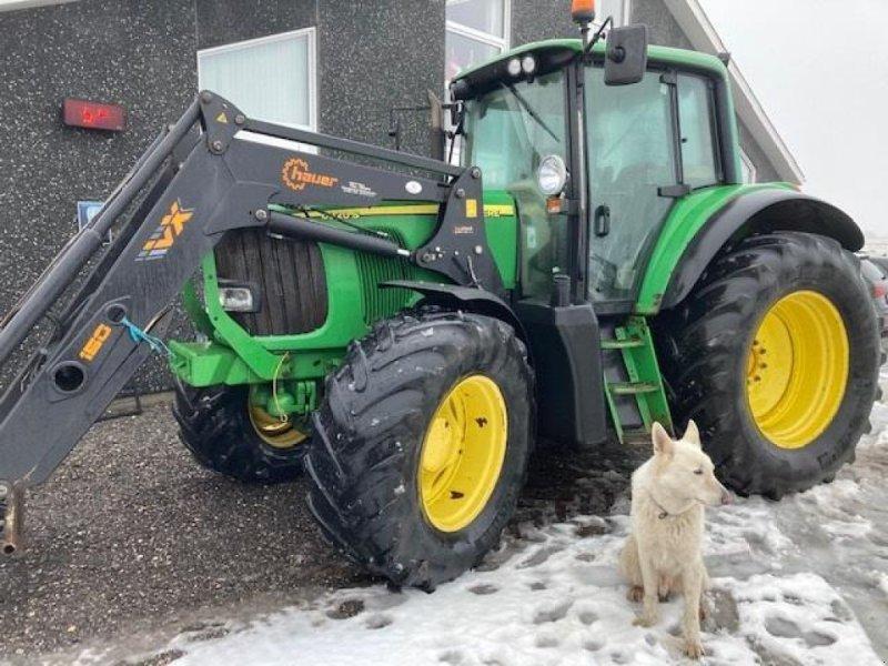 Traktor tip John Deere 6920S MED HAUER VX150 FRONTLÆSSER, Gebrauchtmaschine in Dronninglund (Poză 1)