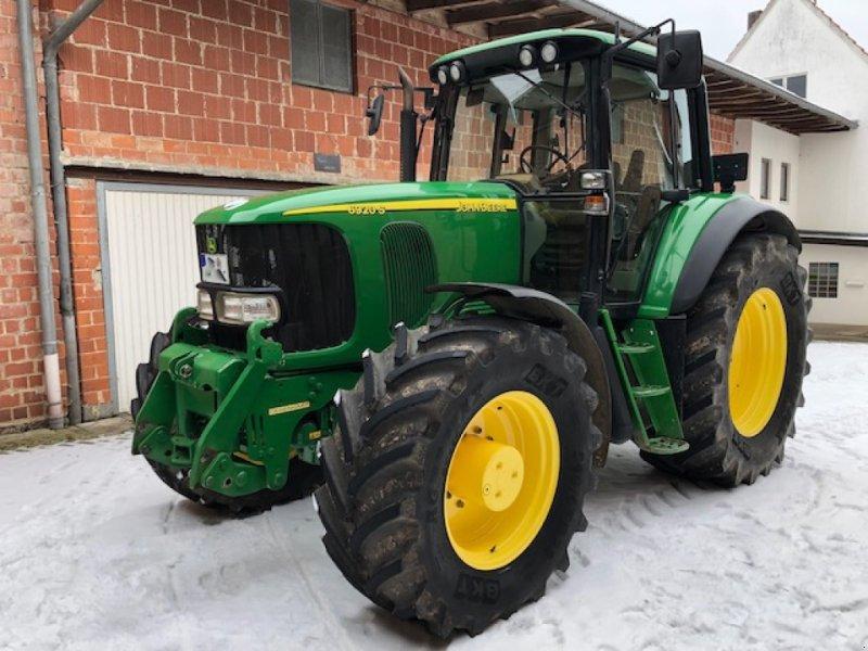 Traktor typu John Deere 6920S Premium, Gebrauchtmaschine w Ebersburg (Zdjęcie 1)