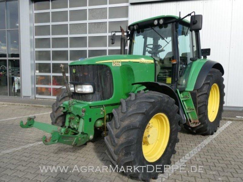 Traktor типа John Deere 6920S, Gebrauchtmaschine в Bad Lauterberg/Barbis (Фотография 1)