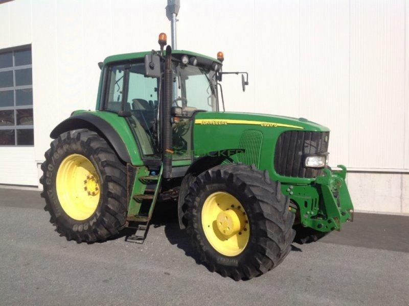 Traktor des Typs John Deere 6920S, Gebrauchtmaschine in Rietberg (Bild 1)