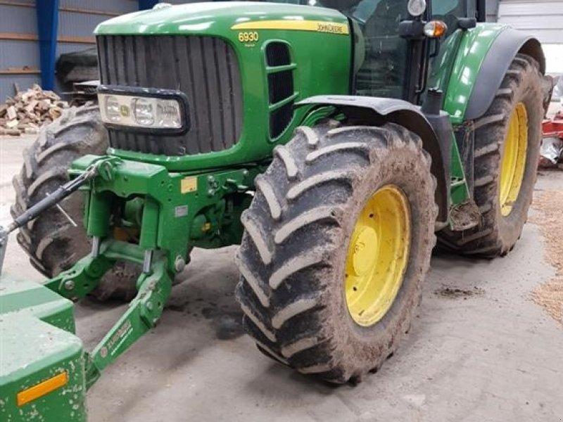 Traktor tip John Deere 6930 Autoquad m/frontlift, Gebrauchtmaschine in Toftlund (Poză 1)