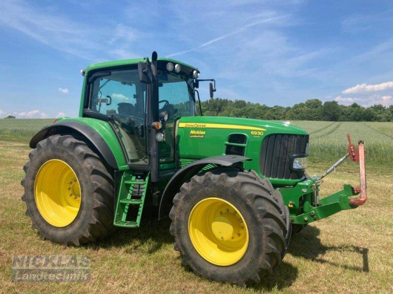Traktor des Typs John Deere 6930 Premium, Gebrauchtmaschine in Schirradorf (Bild 1)