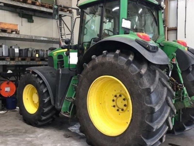 Traktor des Typs John Deere 7000er Serie, Gebrauchtmaschine in Lohe-Rickelshof (Bild 3)