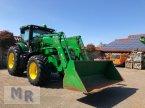 Traktor типа John Deere 7215R mit H480 Frontlader John Deere + Getriebe Autoquat в Greven