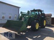 Traktor a típus John Deere 7215R mit H480 Frontlader John Deere + Getriebe Autoquat, Gebrauchtmaschine ekkor: Greven