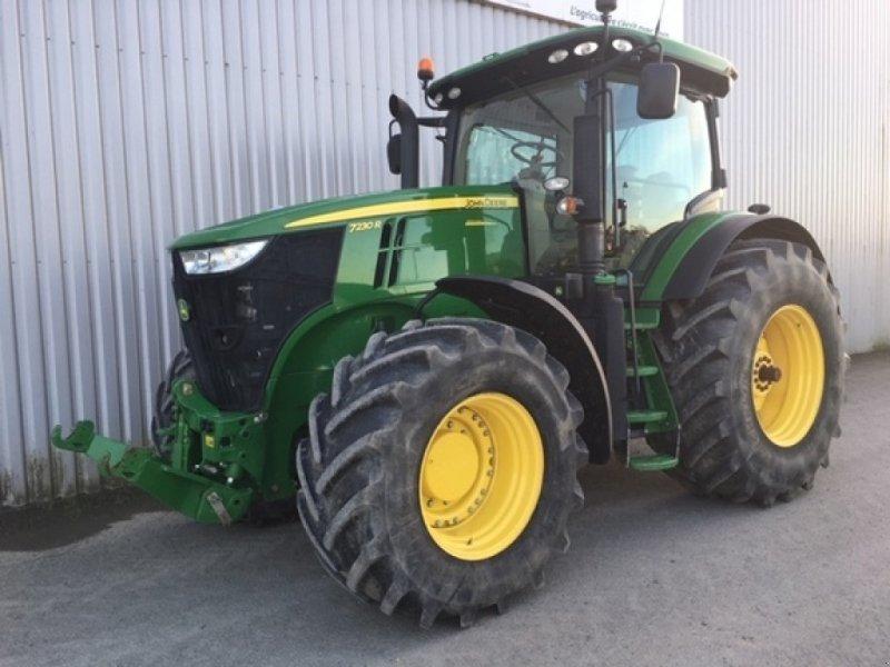 Traktor des Typs John Deere 7230 R, Gebrauchtmaschine in JOUE EN CHARNIE (Bild 1)