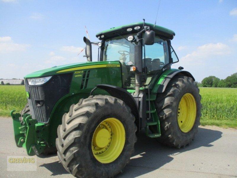 Traktor типа John Deere 7230 R, Gebrauchtmaschine в Wettringen (Фотография 1)