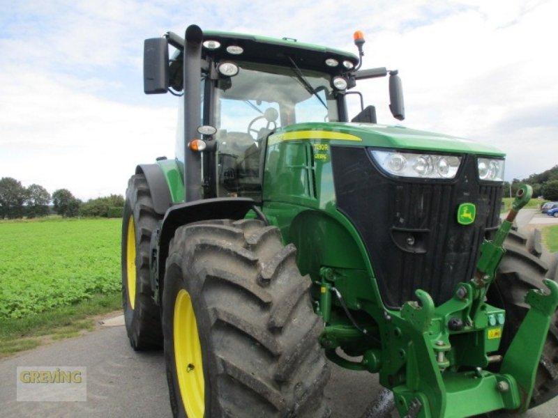 Traktor des Typs John Deere 7230 R, Gebrauchtmaschine in Wettringen (Bild 1)