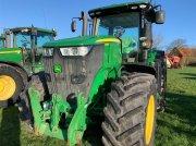 John Deere 7230R med frontlift Тракторы