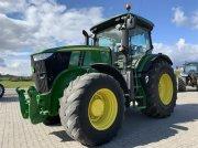 Traktor of the type John Deere 7230R MED LUFTANLÆG!, Gebrauchtmaschine in Aalestrup