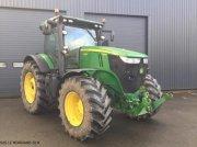Traktor типа John Deere 7230R, Gebrauchtmaschine в LANDIVISIAU