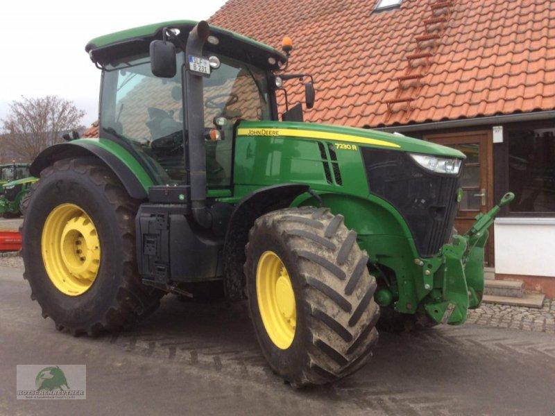 Traktor типа John Deere 7230R, Gebrauchtmaschine в Engerda (Фотография 1)