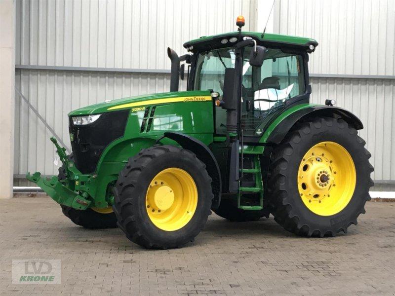 Traktor des Typs John Deere 7230R, Gebrauchtmaschine in Spelle (Bild 1)