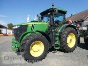 Traktor des Typs John Deere 7230R, Gebrauchtmaschine in Bad Lauterberg-Barbis