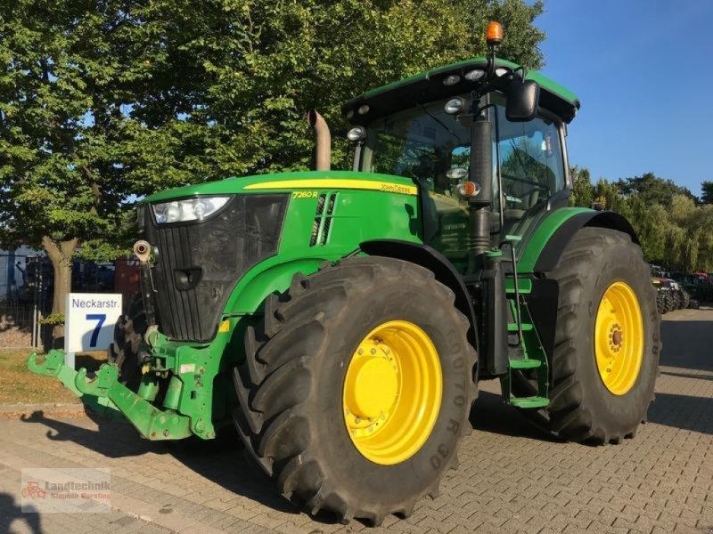 Traktor tipa John Deere 7260R **Getriebe NEU inkl. Garantie**, Gebrauchtmaschine u Marl (Slika 1)