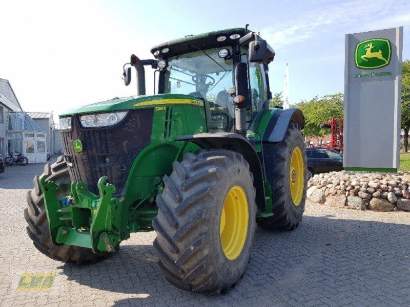 Traktor des Typs John Deere 7260R RÜFA, Gebrauchtmaschine in Schenkenberg (Bild 1)