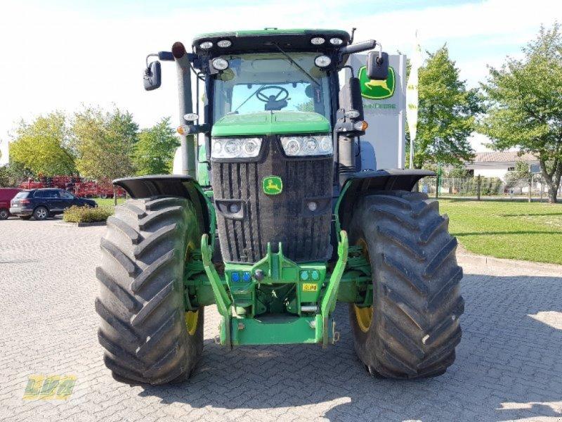 Traktor des Typs John Deere 7260R RÜFA, Gebrauchtmaschine in Schenkenberg (Bild 11)