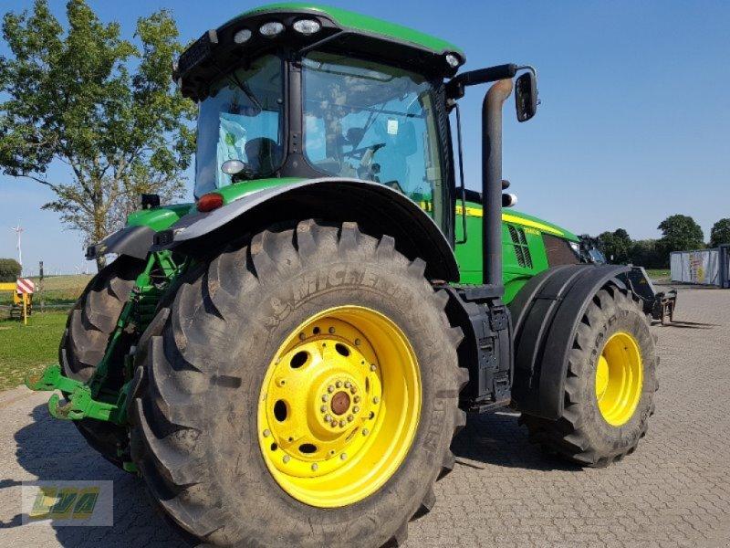 Traktor des Typs John Deere 7260R RÜFA, Gebrauchtmaschine in Schenkenberg (Bild 7)