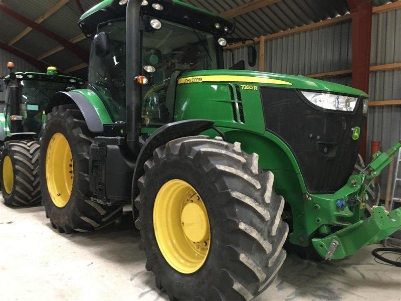 Traktor типа John Deere 7260R, Gebrauchtmaschine в Bredsten (Фотография 1)