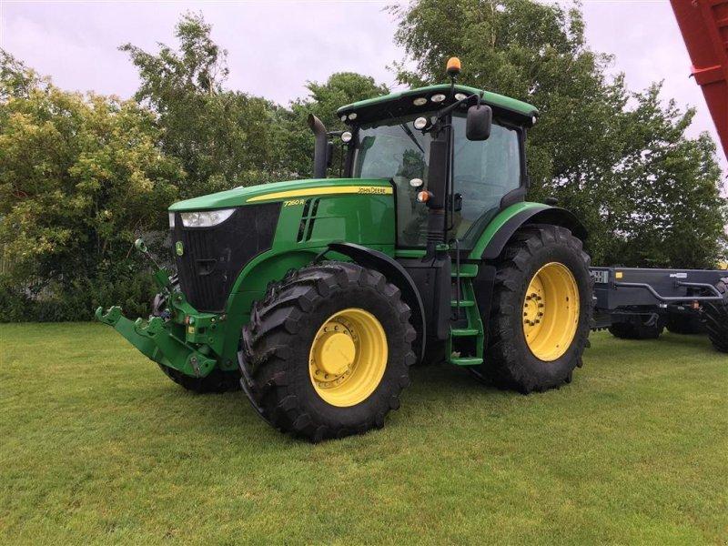 Traktor типа John Deere 7260R, Gebrauchtmaschine в Bredsten (Фотография 6)