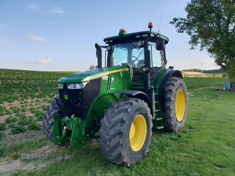 Traktor des Typs John Deere 7280 R, Gebrauchtmaschine in Ehekirchen (Bild 1)