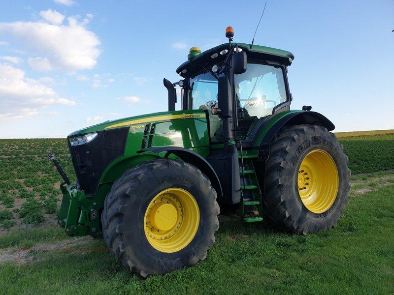 Traktor des Typs John Deere 7280 R, Gebrauchtmaschine in Ehekirchen (Bild 2)