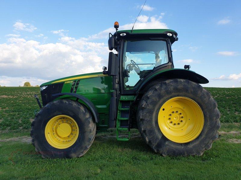 Traktor des Typs John Deere 7280 R, Gebrauchtmaschine in Ehekirchen (Bild 3)