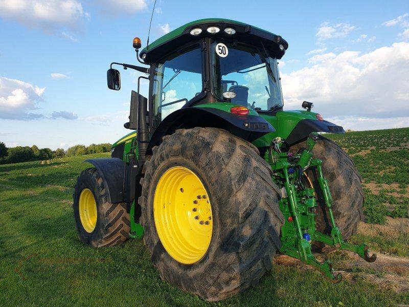 Traktor des Typs John Deere 7280 R, Gebrauchtmaschine in Ehekirchen (Bild 4)
