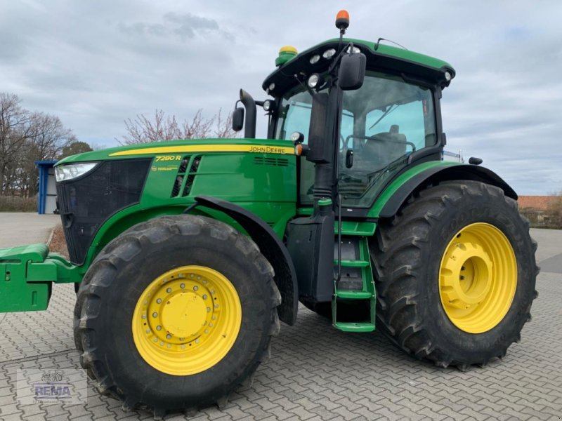 Traktor типа John Deere 7280 R, Gebrauchtmaschine в Belzig-Schwanebeck (Фотография 1)