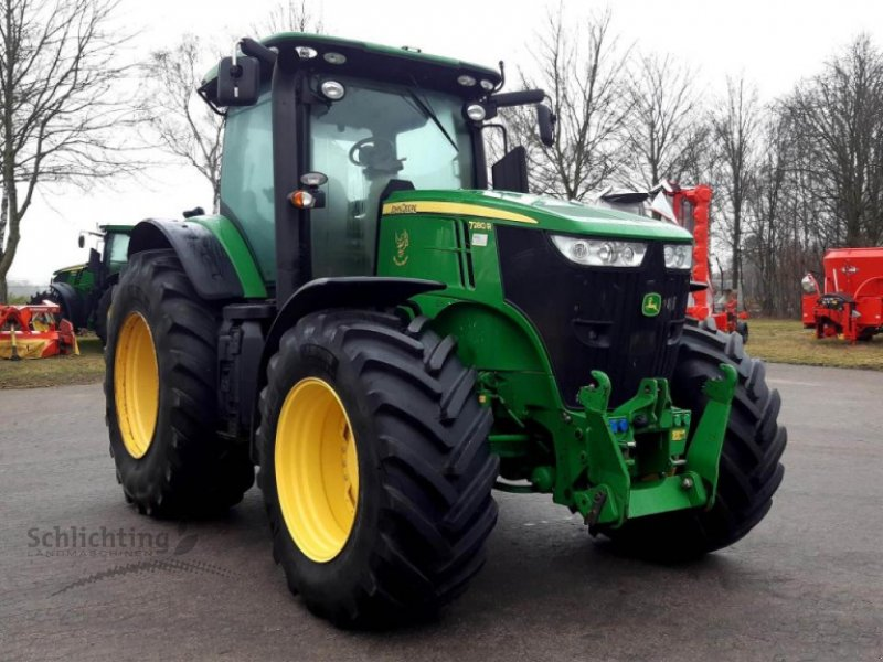 Traktor a típus John Deere 7280 R, Gebrauchtmaschine ekkor: Marxen (Kép 1)
