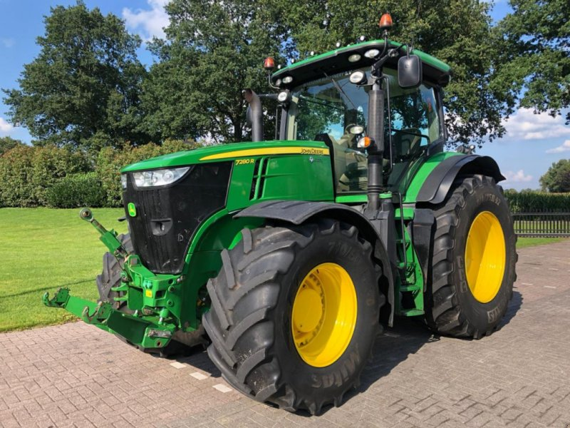 Traktor типа John Deere 7280R, Gebrauchtmaschine в Vriezenveen (Фотография 1)