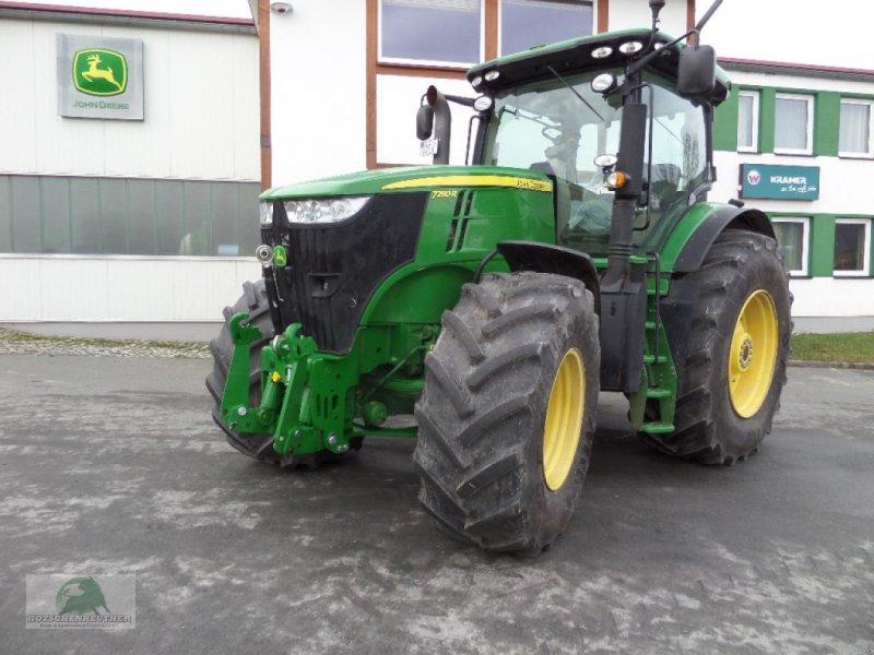 Traktor a típus John Deere 7280R, Gebrauchtmaschine ekkor: Engerda (Kép 1)