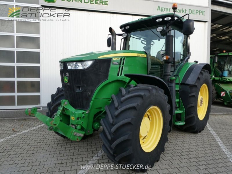 Traktor tipa John Deere 7280R, Gebrauchtmaschine u Lauterberg/Barbis (Slika 1)
