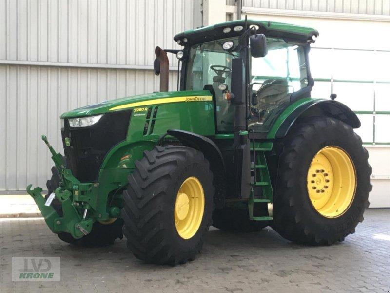 Traktor des Typs John Deere 7280R, Gebrauchtmaschine in Spelle (Bild 1)