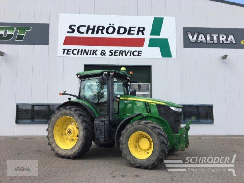 Traktor des Typs John Deere 7280R, Gebrauchtmaschine in Leizen (Bild 1)
