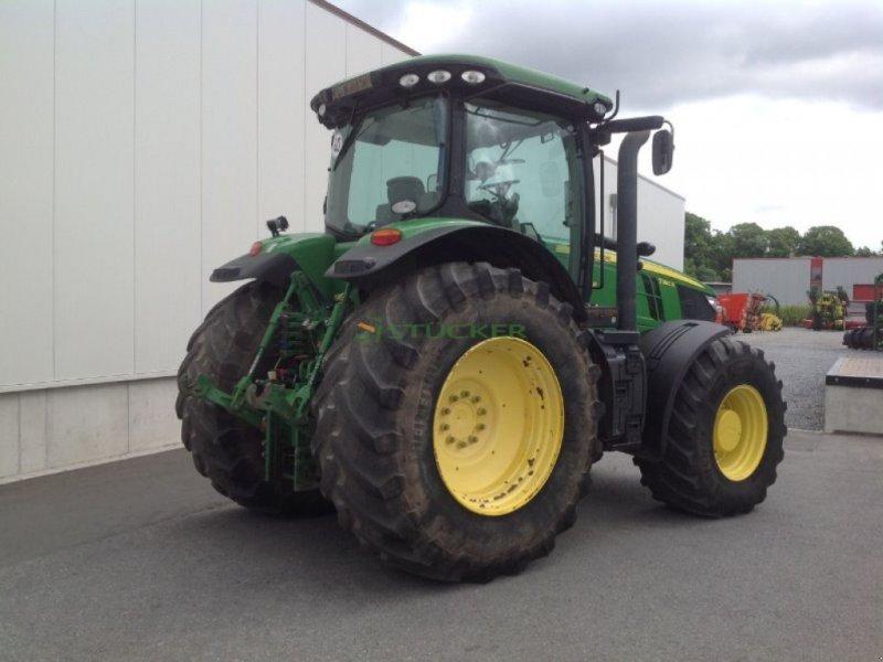 Traktor des Typs John Deere 7280R, Gebrauchtmaschine in Rietberg (Bild 3)