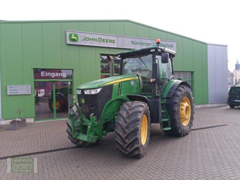 Traktor des Typs John Deere 7280R, Gebrauchtmaschine in Leubsdorf (Bild 1)