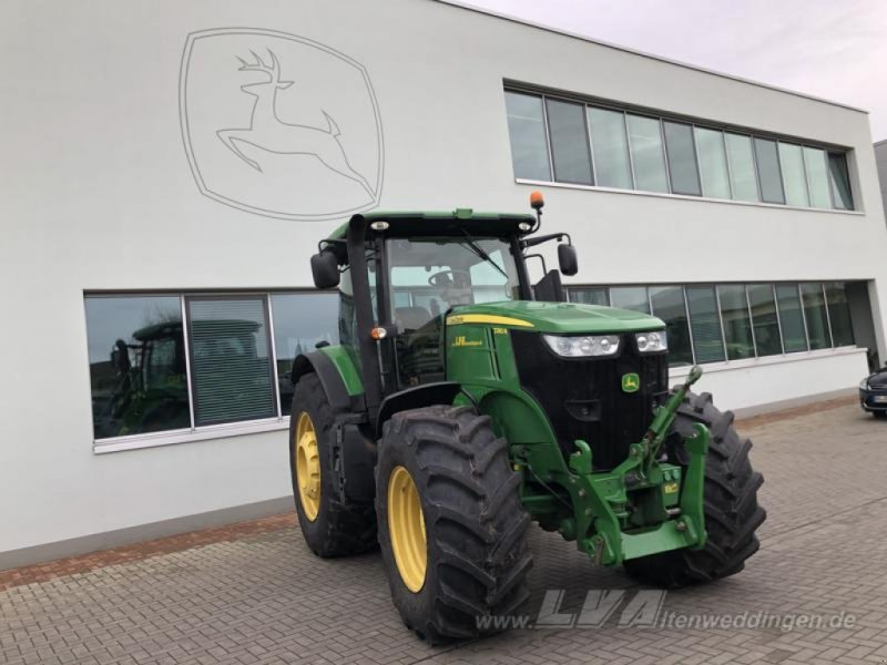 Traktor tipa John Deere 7280R, Gebrauchtmaschine u Sülzetal (Slika 1)