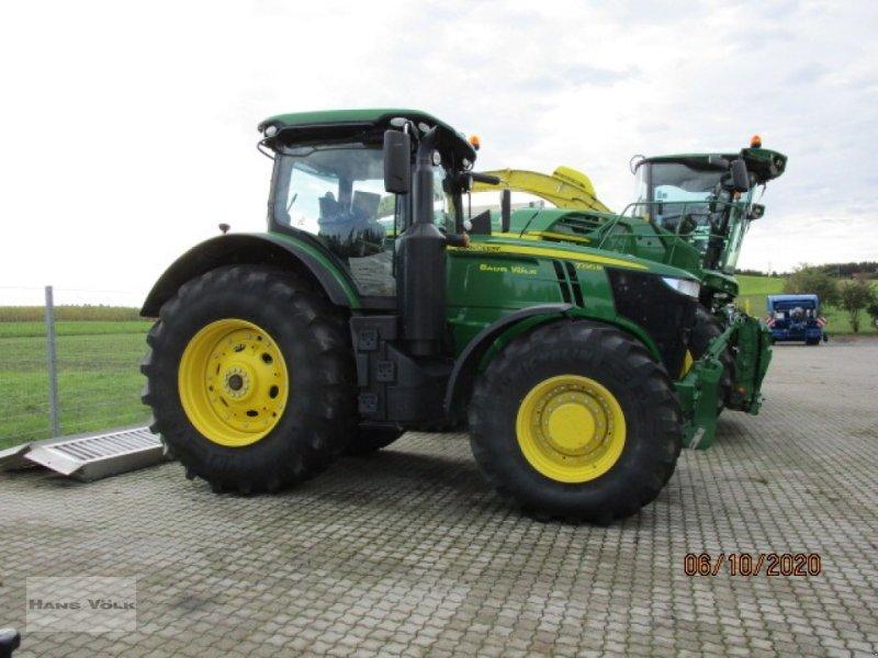 Traktor des Typs John Deere 7290 R, Gebrauchtmaschine in Soyen (Bild 2)