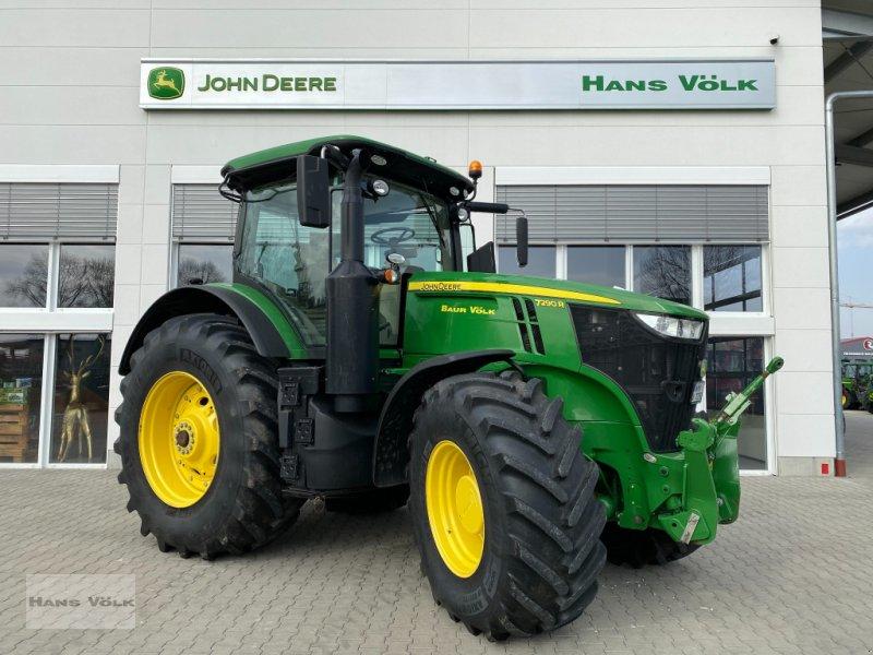 Traktor des Typs John Deere 7290 R, Gebrauchtmaschine in Eching (Bild 1)